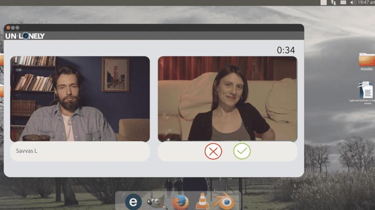 Unlonely: Πρεμιέρα στο διαδίκτυο για την ταινία της καραντίνας