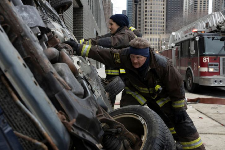 Chicago Fire - Episode 9.08 - Escape Route - Promo + Promotional Photos