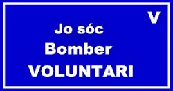 Jo sóc Bomber Voluntari