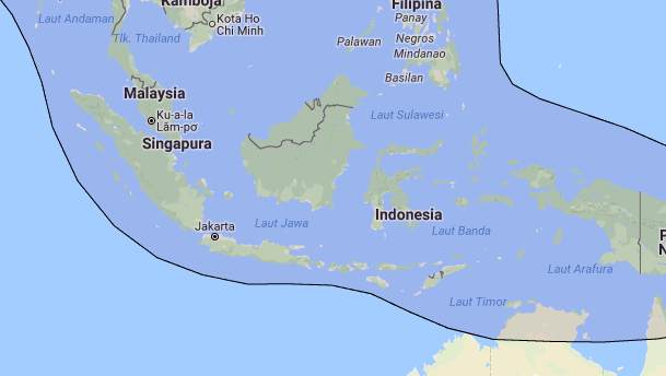 Tracking Thaicom Frekuensi C-Band