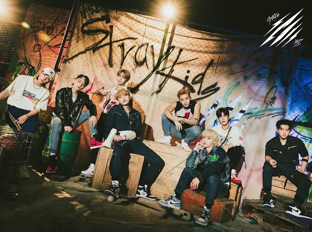 STRAY KIDS hace comeback en Japón con Scars / ソリクン,