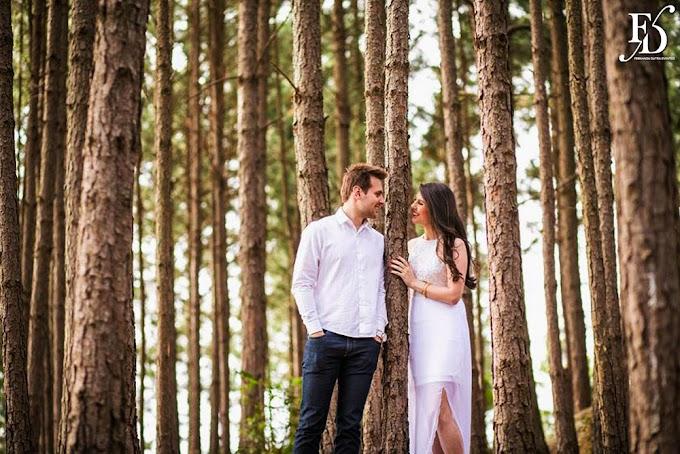 Anna Paula ♥ Ricardo   Ensaio Pré-Wedding   Ensaio Fotográfico   Porto Alegre