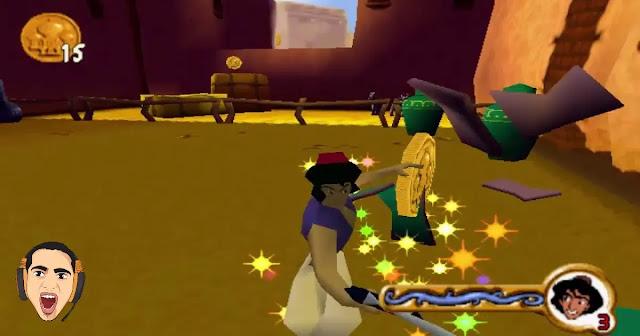 تحميل لعبة علاء الدين للكمبيوتر كاملة من ميديا فاير