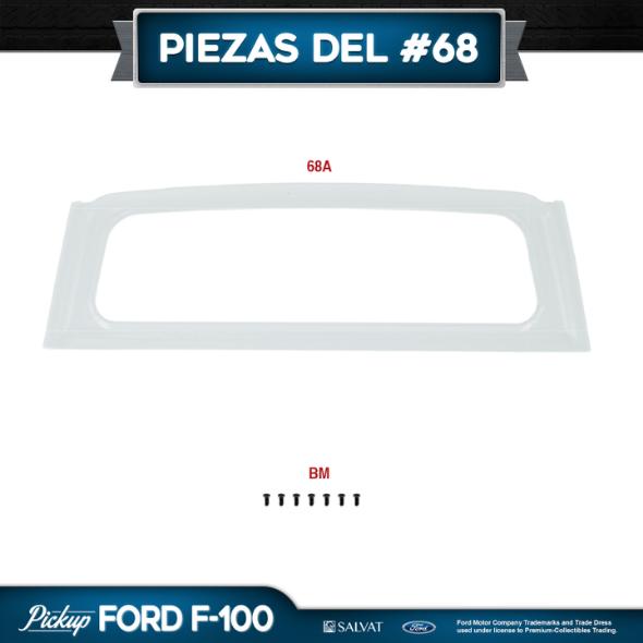 Entrega 68 Ford F-100