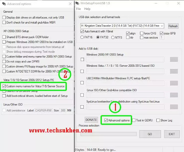 How to create multi os bootable usb | All windows in one pendrive