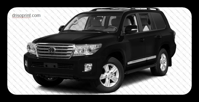 Toyota Land Cruiser Specifications Review