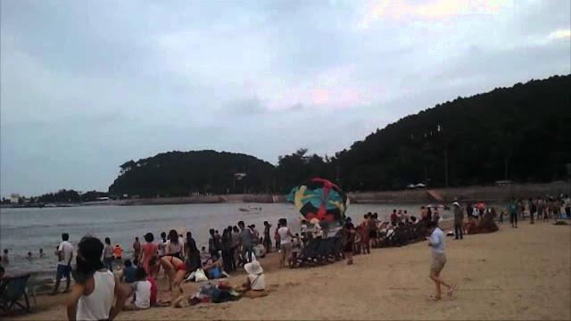 Đồ Sơn là nơi thu hút đông đảo khách du lịch phía Bắc
