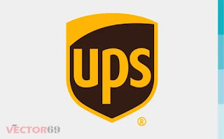 UPS (United Parcel Service) Logo - Download Vector File SVG (Scalable Vector Graphics)
