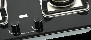 Bếp Gas Âm Cao Cấp Canzy Model: CZ-118S chính hãng, giá tốt!