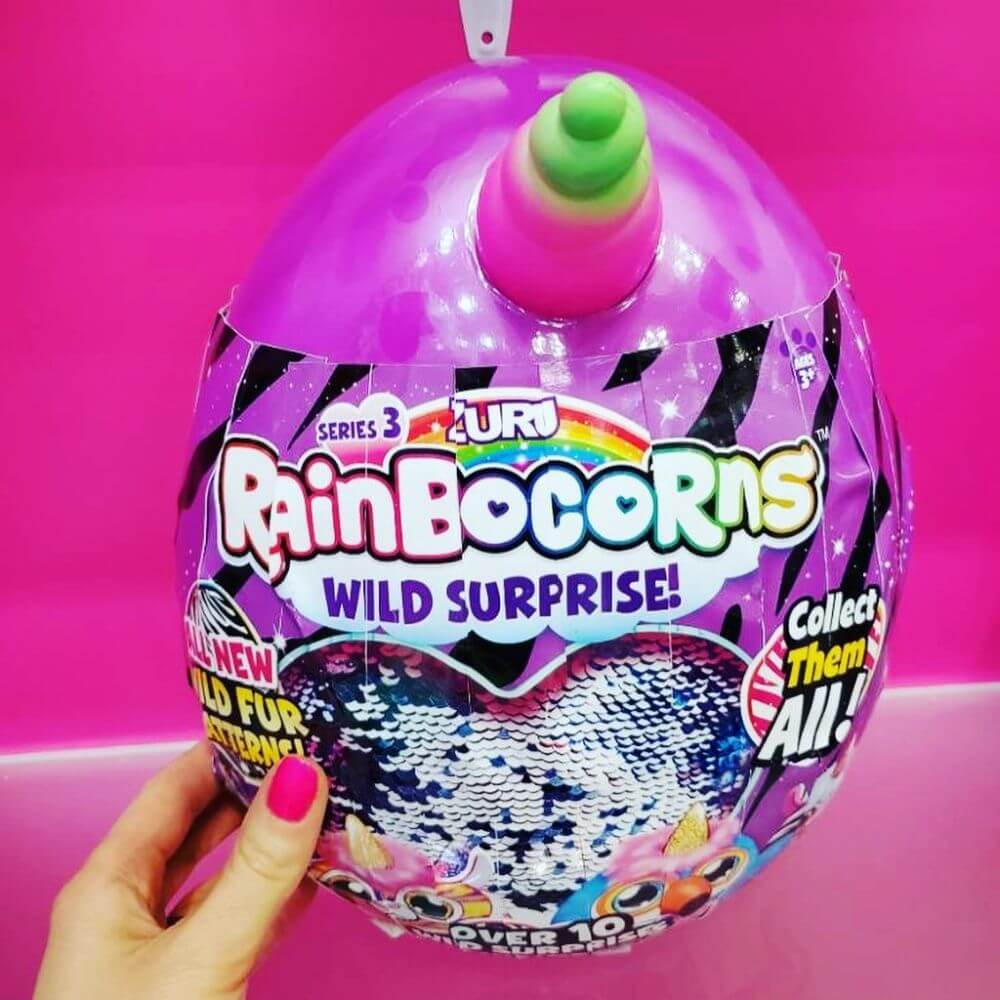 Rainbocorns Series 3 Wild Surprise новые игрушки 2020