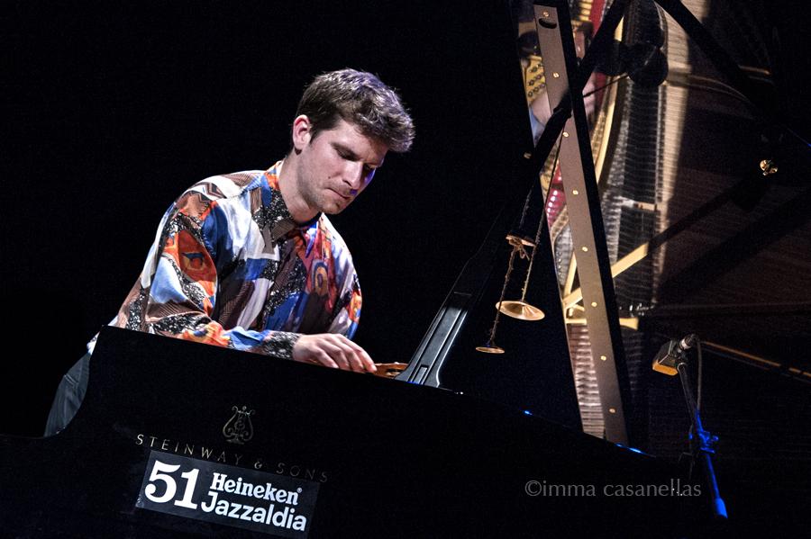 Marco Mezquida, Teatro Victoria Eugenia, Donostia-San Sebastián, 20-jul-2016