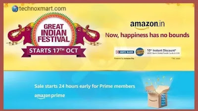 Amazon Great Indian Festival Sale 2020 Best Offers Under Rs.10,000: Check Down Here