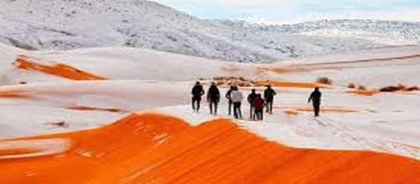 السياحة في صحراء مرزوكة
