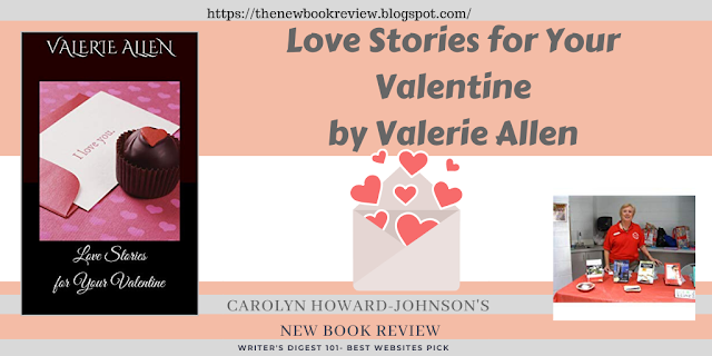 Valerie Allen Offers Valentine's Anthology for the Big Day