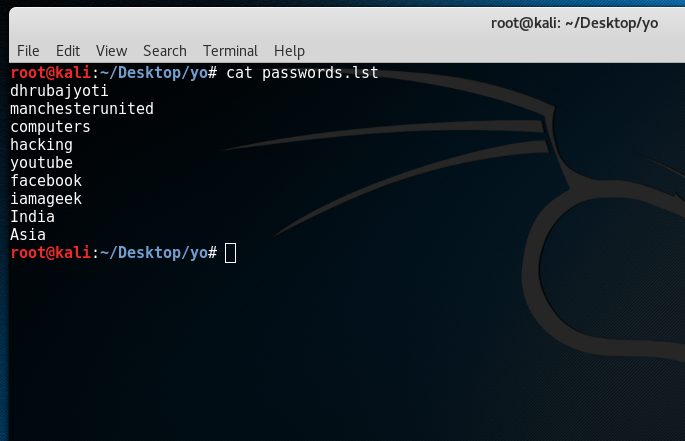 How to Hack or Brute Force E-mail ID Password with Hydra