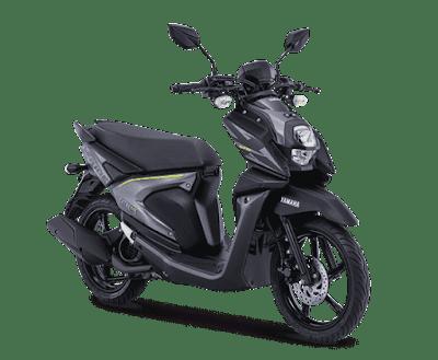 Ukuran Roller Standar Yamaha X-Ride 125