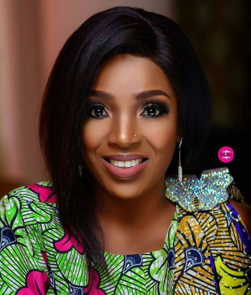 Annie Idibia Shares New Beautiful Photos In Native Dress