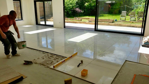 PVC floor tiles are widely used for flooring, which are characterized by an affordable cost, excellent performance and durability.