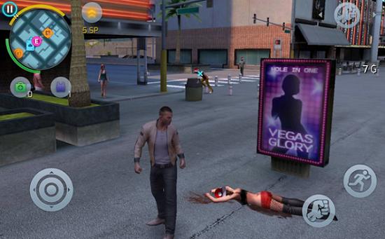 pada kesempatan kali ini admin akan membagikan sebuah game android mod terbaru yang berge Download Gangstar Vegas Mod Apk Data OBB Terbaru v4.2.0l (Mega Mod)