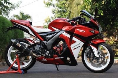modifikasi cbr 250 thailand9  terbaru