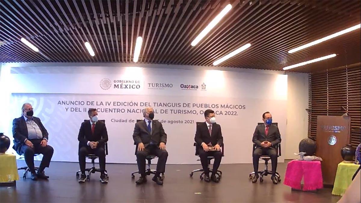 OAXACA TIANGUIS PUEBLOS MÁGICOS ENCUENTRO 01