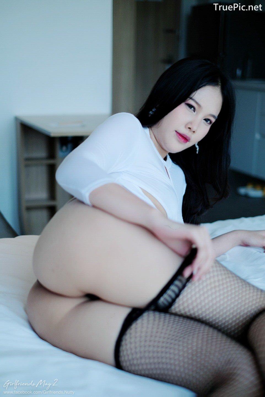 Image Thailand Model - Chanunshida Phuangsombut - Sexy Secretary - TruePic.net - Picture-2