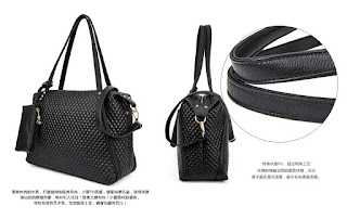 Model Tas Terbaru Handbag Korea Wanita Murah Maret 2016