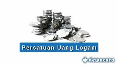 manfaat uang logam