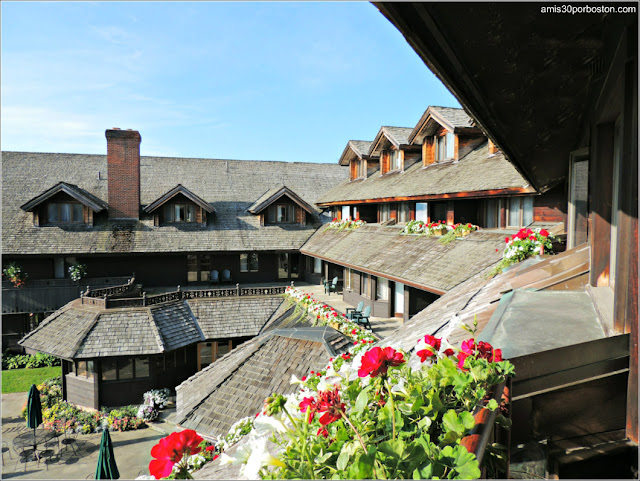 Trapp Family Lodge en Stowe, Vermont