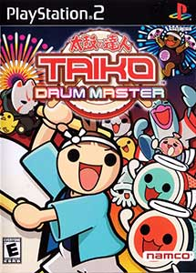 Taiko Drum Master PS2 ISO (Ntsc) MG-MF