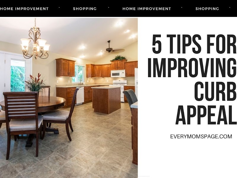 5 Tips for Improving Curb Appeal