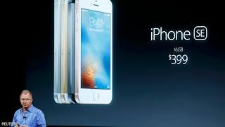 """اطلاق هاتف """"ايفون إس إى"""" iphone se ارخص هواتف ابل"""