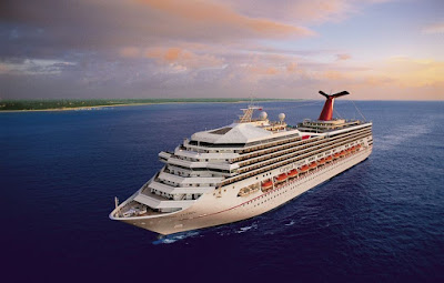 Carnival Cruises Carnival Sunrise to Sail from Brooklyn to New England / Canada - first Carnival ship to Sail from Brooklyn