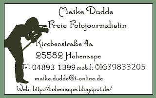 Maike Dudde Hohenaspe