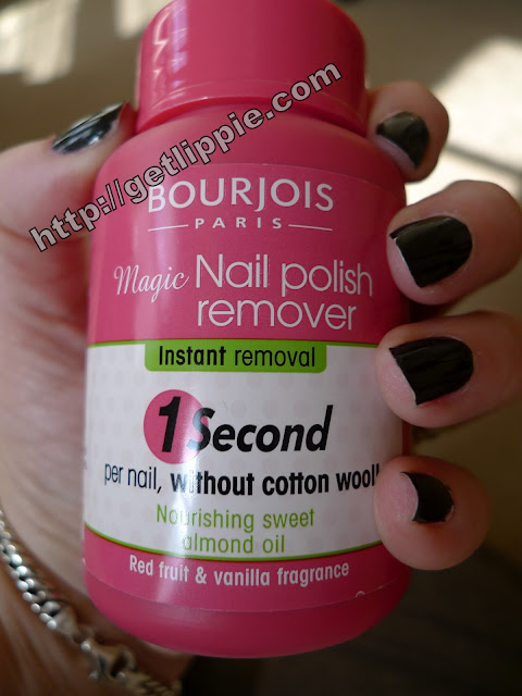 Nail Varnish Remover Leather Shoe