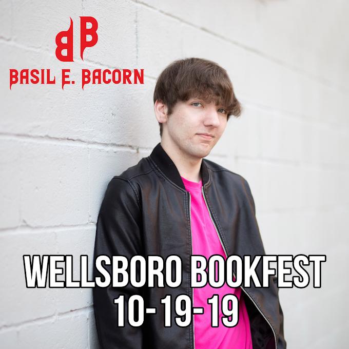 Wellsboro BookFest 2019 - Announcement