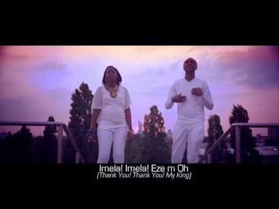Nathaniel Bassey - Imela ft Enitan Adaba