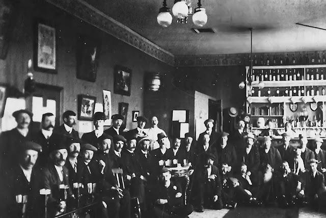 Birks Road Working Mens Club, Cleator Moor, C1900