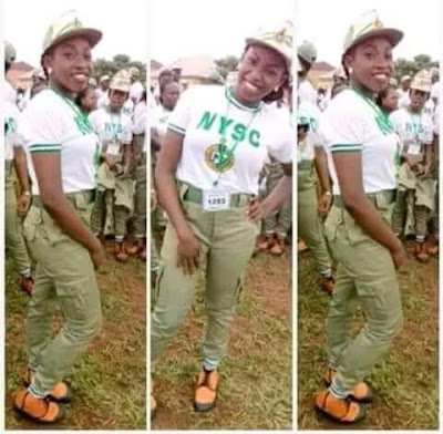 Photos: So Sad!!Female NYSC member dies of Pneumonia in Plateau State