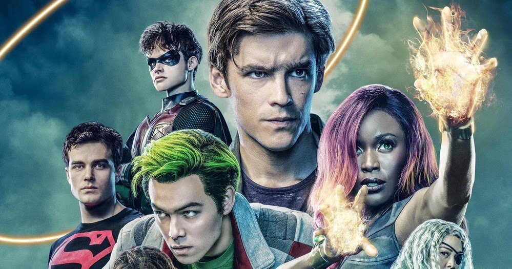 Teen Titans 6Th Season