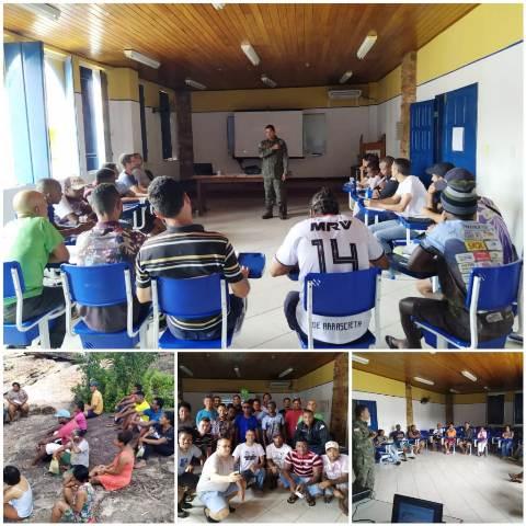 Cippa Lençóis realiza curso ambiental no município de Lençóis