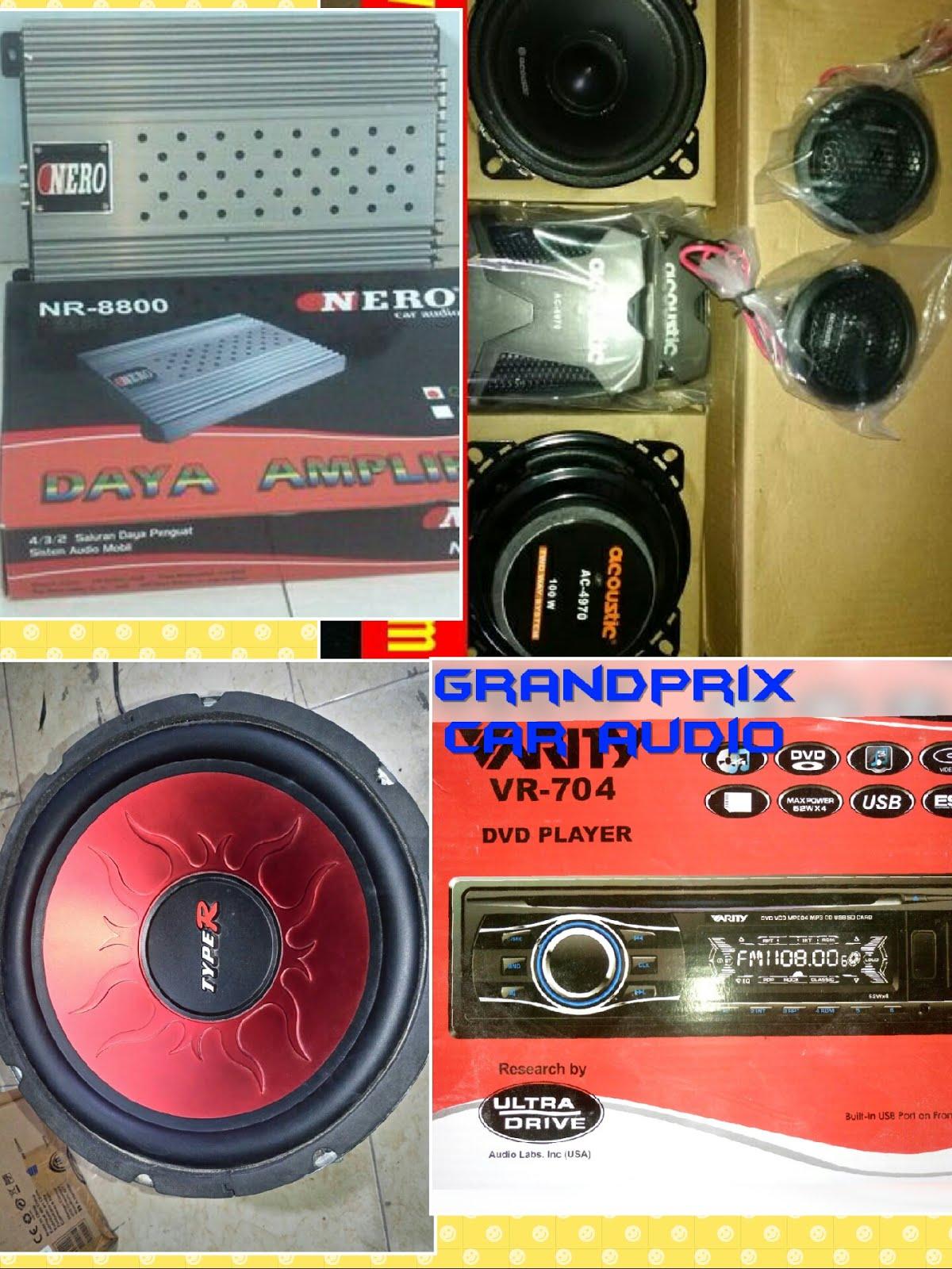 grandprix car audio tlp 081216152345 toko dan bengkel tempat pasang audio alarm central lock. Black Bedroom Furniture Sets. Home Design Ideas