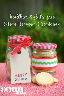 Gluten Free Shortbread Cookies Recipe Low Fat