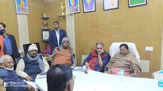 बिहार यूनिवर्सिटी के वीसी के इन्तेजार में 2 डेढ़ घंटे बैठी रही डिप्टी सीएम
