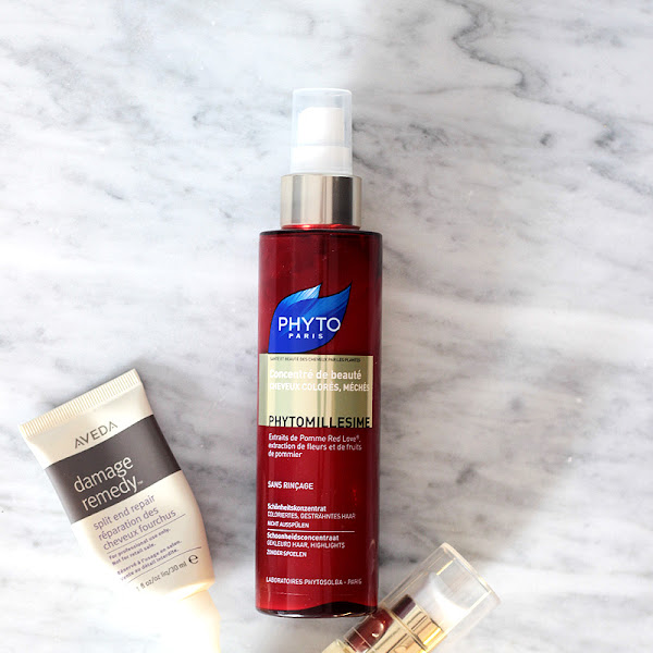 Growing Out My Hair: Recent Hair Care Favourites