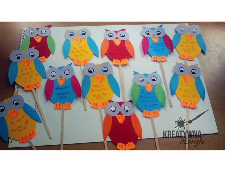 Przedszkolne Inspiracje Na Początek Roku Szkolnego Kreatywna Dżungla