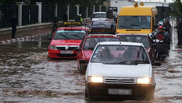بعد غرق طنجة.. مسؤول بالأرصاد الجوية يكشف حالة الطقس بمدن الشمال خلال اليومين المقبلين