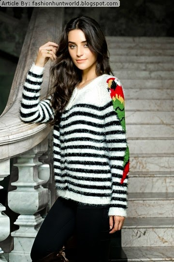 3203451cd641 Bonanza Sweaters Collection 2015-2016 For Girls