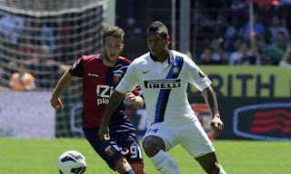 Genoa vs Inter Milan Live Streaming online Today 17.02.2018 Serie A