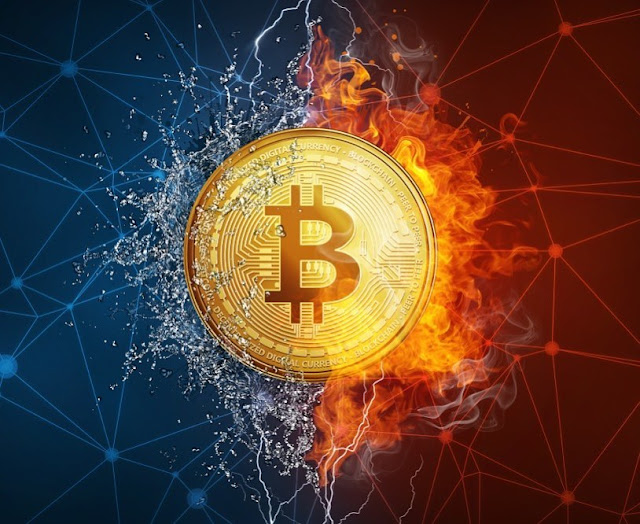 Bitcoin falls 21% in two days, the biggest drop since March 2020